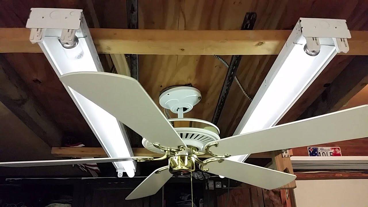 52 Lasko Decor America Ceiling Fan
