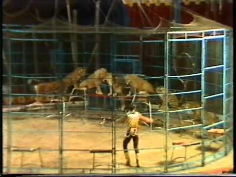 Ashton's Circus - Full Show 1980