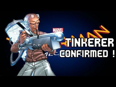 SpiderMan Homecoming  Michael Chernus is the Tinkerer