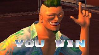 Bloody Roar 3 (PlayStation 2) Arcade as Busuzima