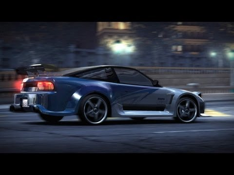 Need for Speed: Carbon Gameplay PS2