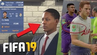 9 HIDDEN THINGS IN FIFA 19 CAREER MODE