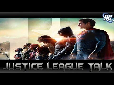 พูดคุยเรื่องJustice League หลังดูบอกเลยต้องดู - Comic World Daily