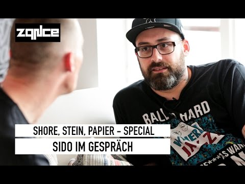 Shore, Stein, Papier Special: SIDO im Gespräch (zqnce)