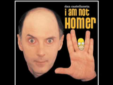 Dan Castellaneta  So Dumb Homer's Lament NOW A RINGTONE