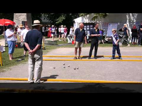 Bath Boules - how to throw a party!