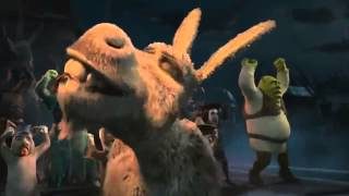 Video Shrek  Thriller de Michael Jackson download MP3, 3GP, MP4, WEBM, AVI, FLV September 2018