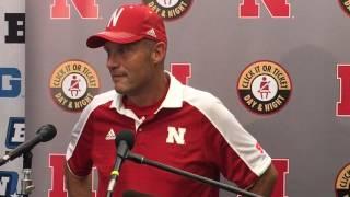 Coach Riley Press Conference - Northwestern