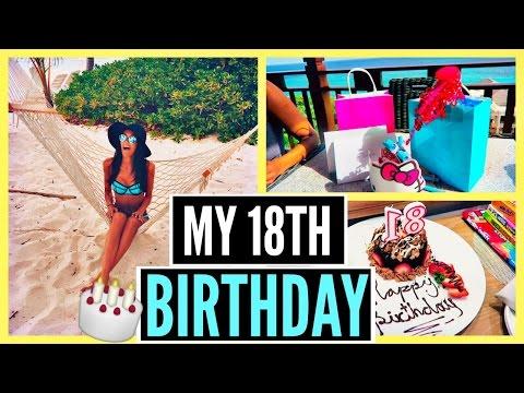 MY 18TH BIRTHDAY!! || Anguilla Vacation Day 6
