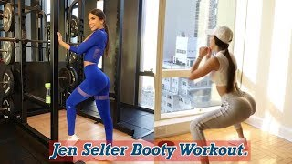 JEN SELTER WORKOUT | GET A BOOTY IN 2 WEEKS!