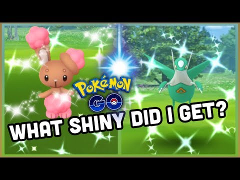 Which NEW shiny did I find in Pokemon GO | All current 2km eggs Pokémon included Riolu thumbnail