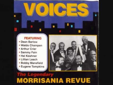 Morrisania Revue - Fine Brown Frame