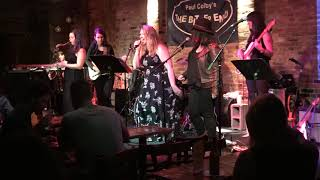 Melissa Raye LIVE at BRAVE in NYC