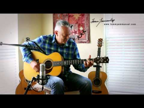 That's The Spirit | Songs | Tommy Emmanuel