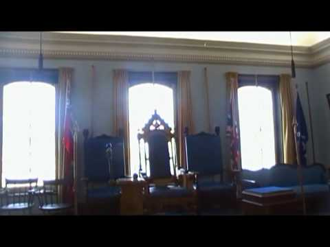 The Jerusalem Masonic Lodge Walk Through