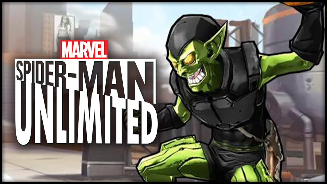 House of m green goblin - Spider Man Unlimited House Of M