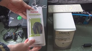 Unboxing and test of Hama Stereo Audio Extension Cable