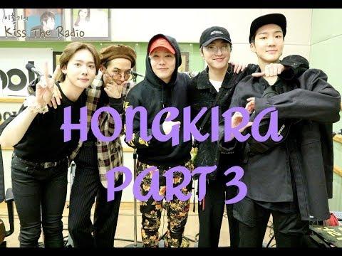 [ENGSUB] 180410 WINNER on HONGKI KISS THE RADIO (HONGKIRA) PART 3
