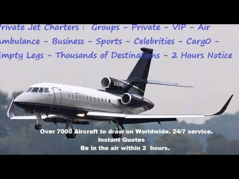 Jet Charter Prices | Jet Charter Prices Worldwide | Simple Booking Aircraft