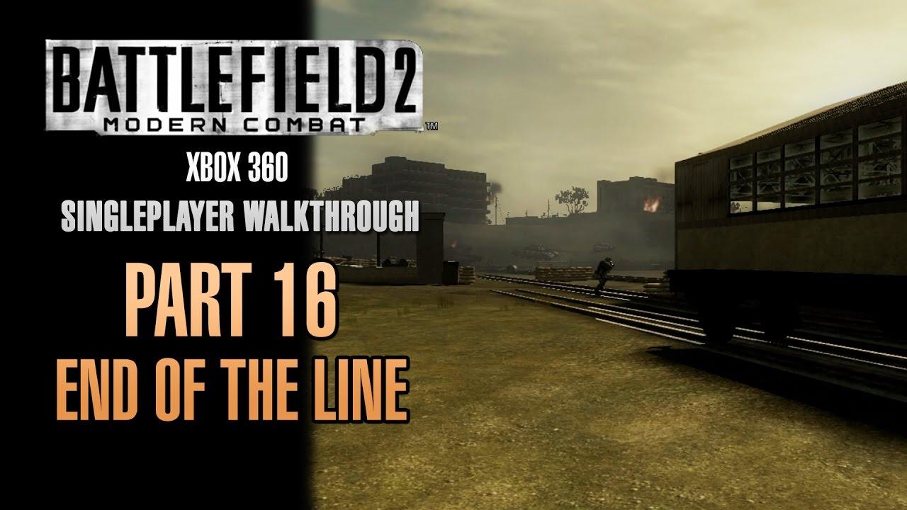 Battlefield 2 Modern Combat Walkthrough Xbox 360 Part 16