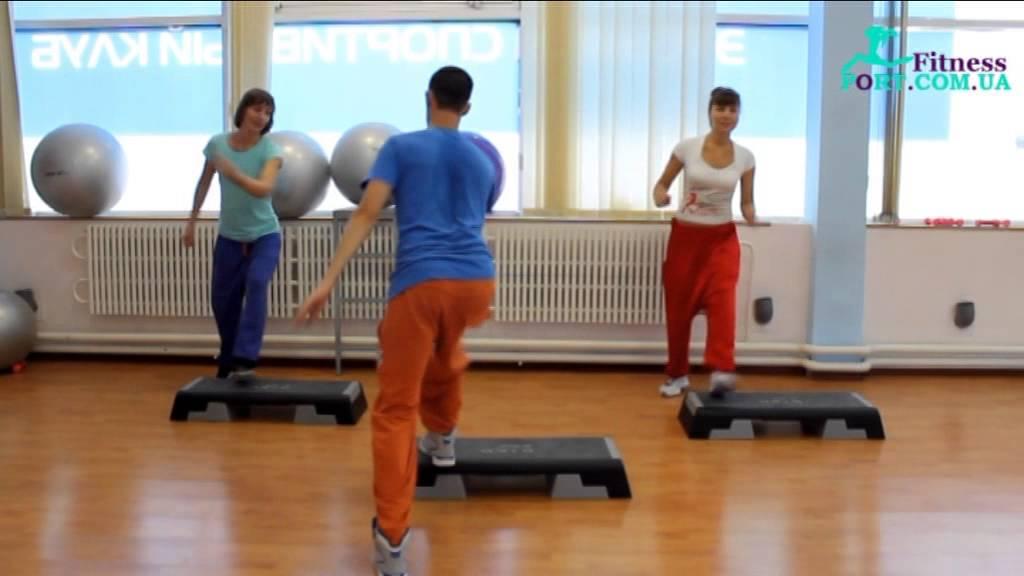 Аэробика видео для похудения просмотреть сейчас