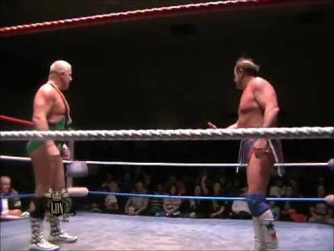 LDN London Eye 48 - Fit Finlay vs. Mal Sanders