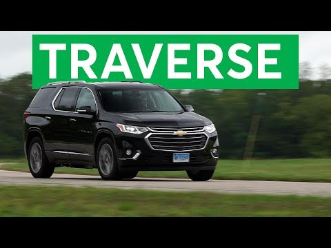 4K Review: 2018 Chevrolet Traverse Quick Drive | Consumer Reports
