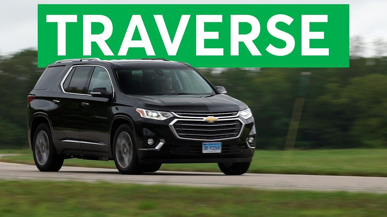 Consumer Reports takes the 2018 Chevrolet Traverse SUV for a spin