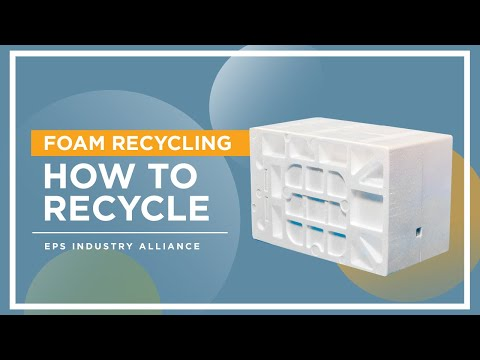 Expanded Polystyrene Recycling