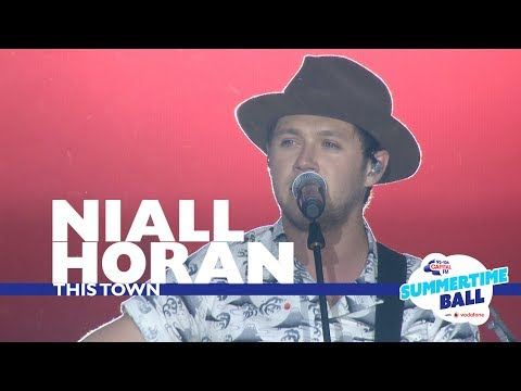 Niall Horan - 'This Town'  (Live At Capital's Summertime Ball 2017)