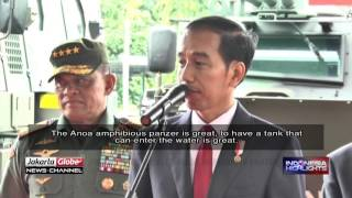 Jokowi Opens Indonesian Military Leaders Meeting | Jakarta Globe News Channel