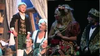 Scrooge - Et juleeventyr -  Showreel