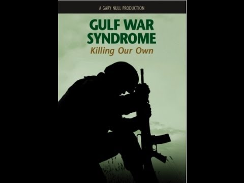 Peter Kawaja & Joyce Riley - Gulf War Illness -1995 Pt  1