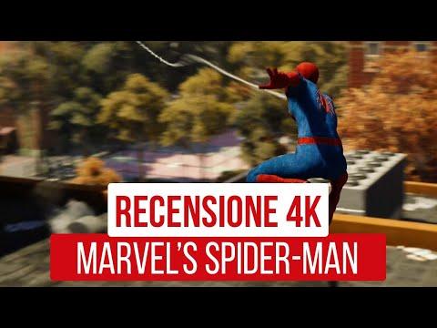 Spider-Man (PS4) - Recensione 4K - L'amichevole spider-man di quartiere è tornato!