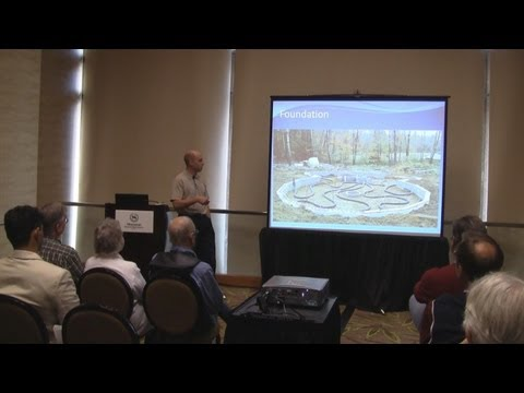 Aquaponic Geodesic Dome Presentation at 2012 Aquaponics Conference