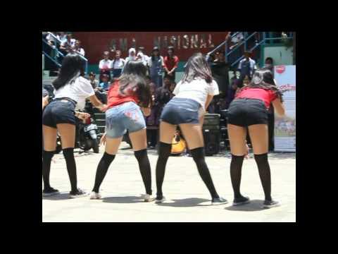 Coke Brake Beat Competition_Sma Nasional (Modern Dance) perform 12