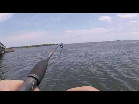 Flounder Fishing - Kildare P.E.I.