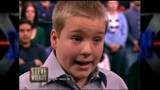 A Decade of Steve: Fighting For Children Part 1 (The Steve Wilkos Show)