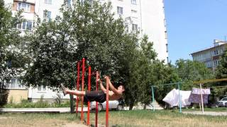 Tsuker Mikhail. Street Workout Summer 2012