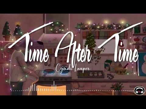TIME AFTER TIME - CYNDI LAUPER Mp3