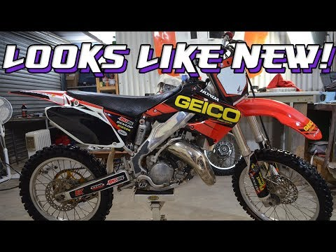 How To Install Dirtbike Graphics