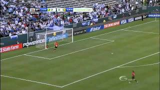 CONCACAF Gold Cup 2011 Group B Jamaica 4-0 Grenada Highlights 06 06 2011.flv