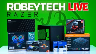 Razer Giveaway Build - Giveaways + $2500 Build in the Razer Tomahawk mini ITX (5600x / 3080FE)