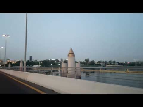 Floating Bridge Dubai FHD 1080