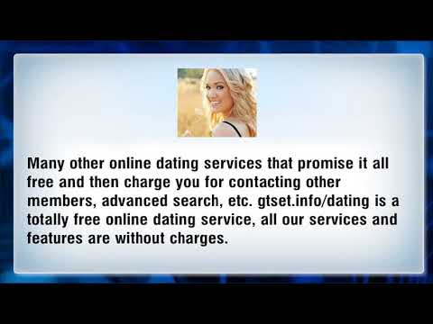free dating site without charges