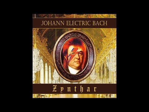 Johann Electric Bach - White Hand (In Da House)