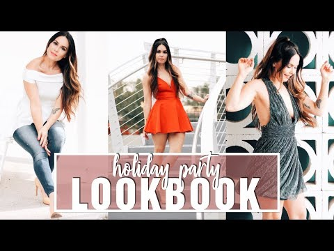 HOLIDAY PARTY LOOKBOOK | FEAT. LULUS