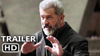 BOSS LEVEL Trailer 2 (2021) Mel Gibson, Frank Grillo, Action Movie