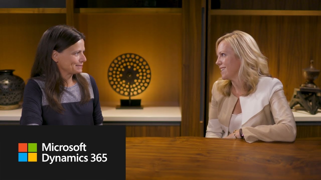 Video: Alysa Taylor interviews Microsoft's CFO Amy Hood about Dynamics 365