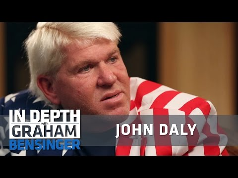 John Daly on Tiger Woods' Scandal